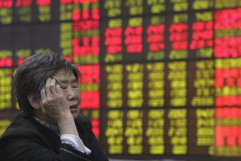 Chinese markets have had a bumpy ride