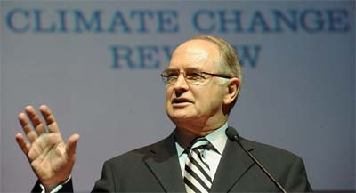 Profesor Ross Garnaut (photo: AAP: Dave Hunt)