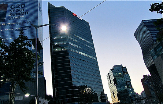 An advertisement for the G20 Seoul Summit 2010 in downtown Seoul on October 30th, 2010. (Photo: Flickr user 'A23H')