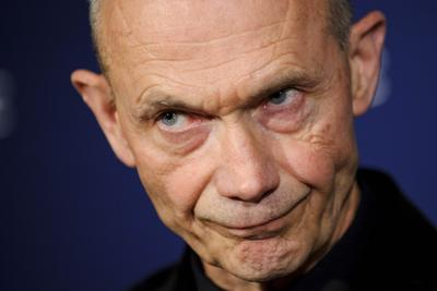 World Trade Organization (WTO) director-general Pascal Lamy looks on during a press conference after a meeting of leading trading nations on the sidelines of the Economic Forum (WEF) annual meeting on January 29, 2011 in Davos. (Photo: AAP)