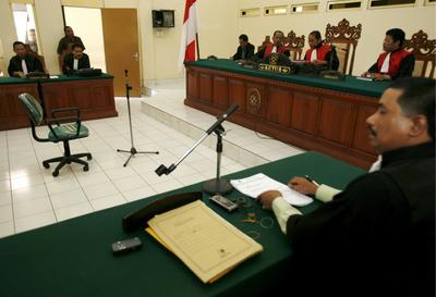 The courts in Bali, an example of regulatory reawakening? (Photo: AAP)