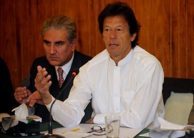 Pakistan's Imran Khan: is he his own political man?