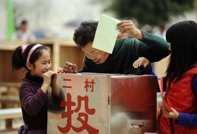 Democracy comes to China via Wukan