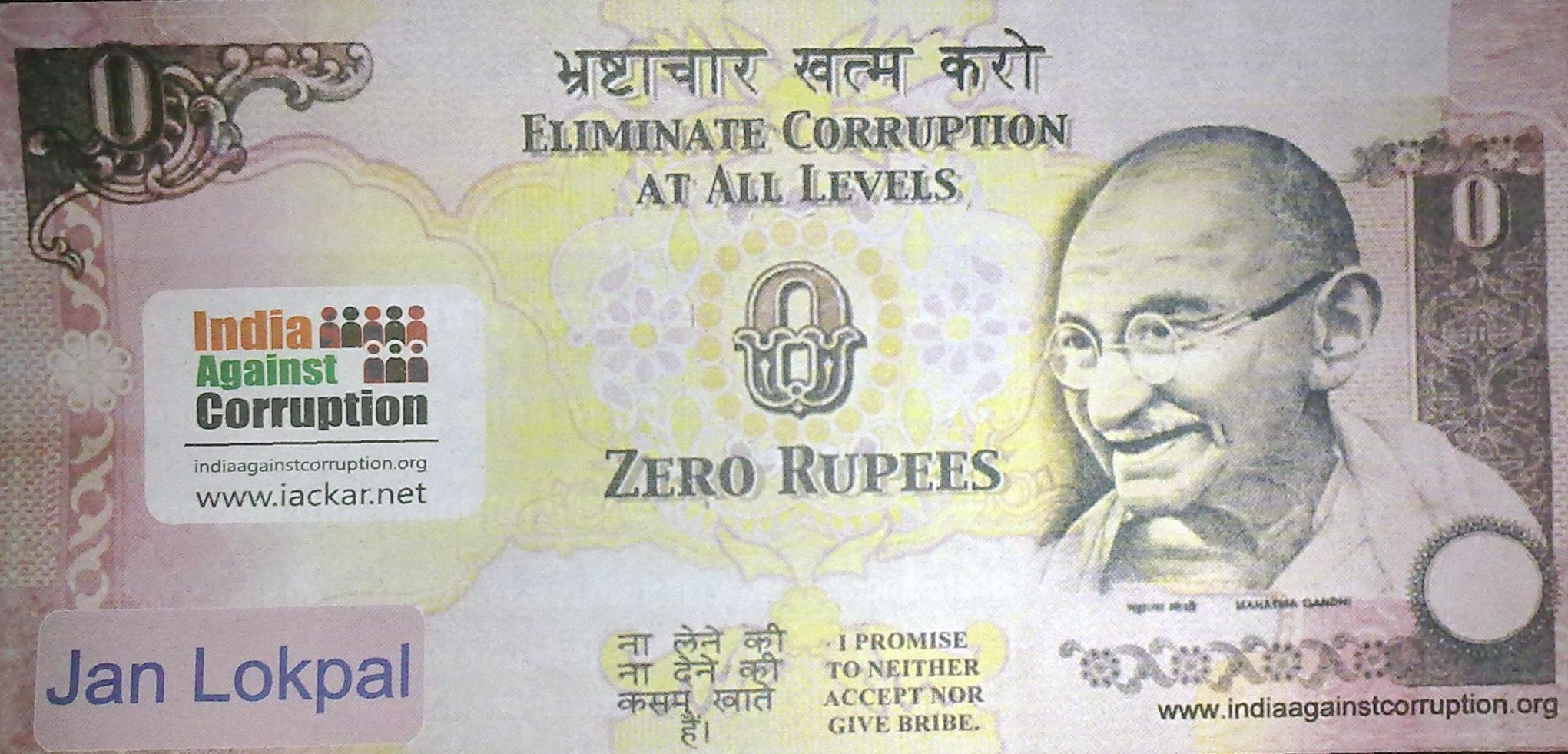 Prosecuting corruption in India