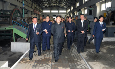 North Korea's new special economic zone going nowhere