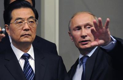 Russia's APEC moment