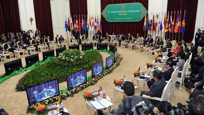 Asia's Regional Comprehensive Economic Partnership