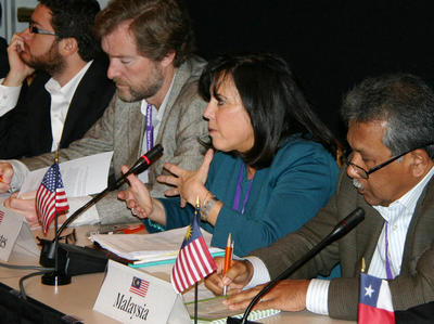 The Trans-Pacific Partnership, the environment and climate change