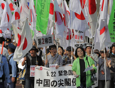 Are the Japan–China troubles out of control?