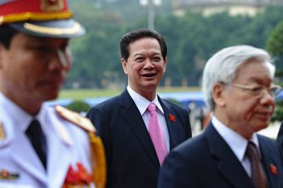 Vietnam's fight against corruption: a self-defeating effort?