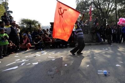 The rise of Maoists in Nepali politics: from 'people's war' to democratic politics