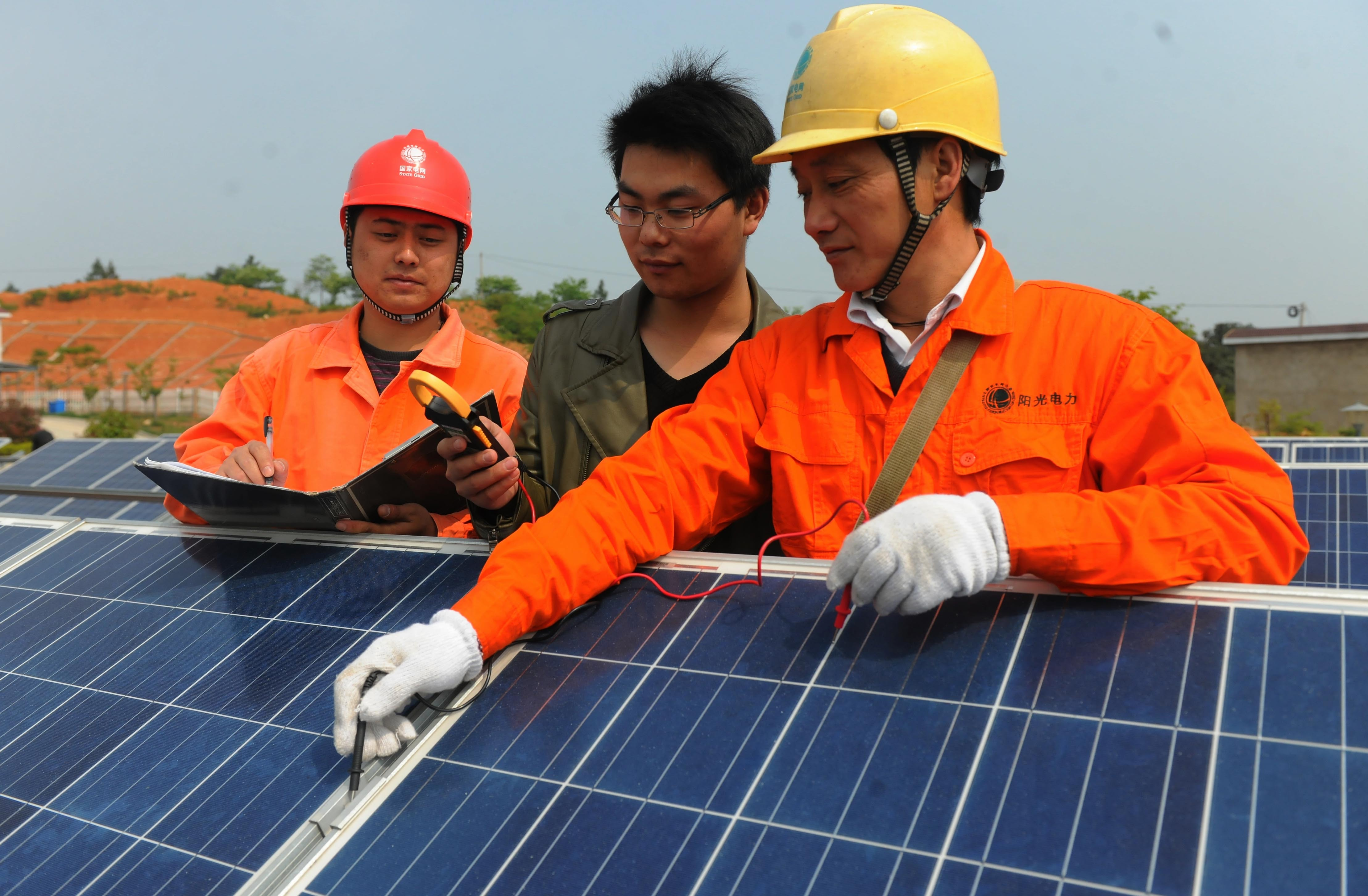 China's contribution to the global mitigation effort