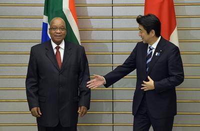 Japan and China compete for African markets