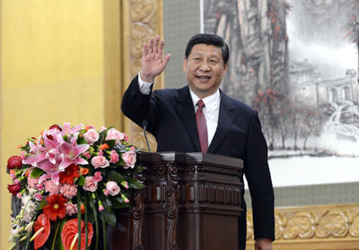 Xi's Chinese Dream: collective strength for national rejuvenation