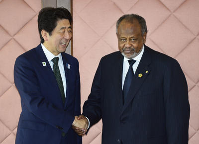 Trade not aid behind Japan's policy to Africa