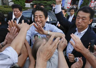 Abe and Japan's regional diplomacy