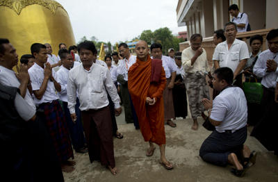 Myanmar's religious violence a threat to Southeast Asia's security