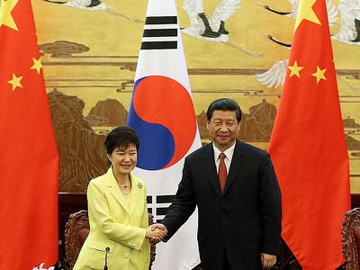 Can South Korea and China become equal partners?