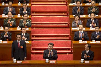 The challenge of China's governance