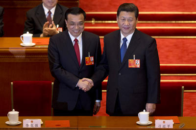 The juggernaut of political reform in China