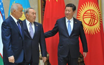 The PRC–Central Asia energy nexus