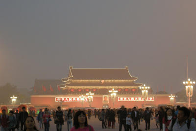 China's 'Pollution Diet': a touchstone for the national modernisation project