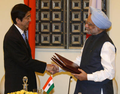 The imperial impetus behind Indo–Japanese relations