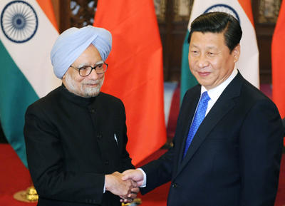 Borderline success for China and India leaders' summit