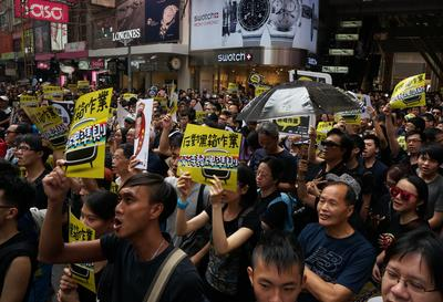 Lack of transparency fuels public unrest in Hong Kong