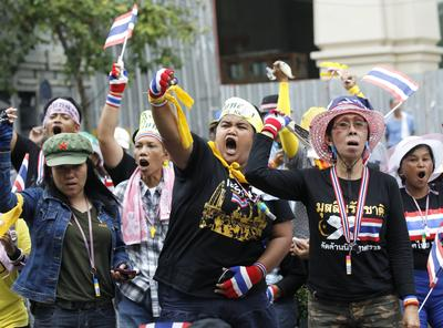 Thailand's amnesty bill revives national tensions