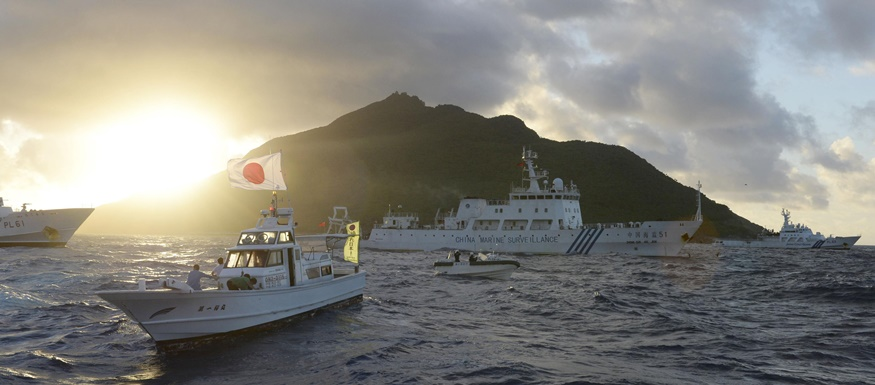 Diaoyu/Senkaku disputes — a view from China