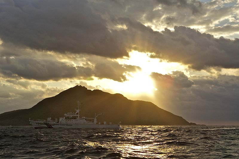 East China Sea raises concerns in Tokyo, Washington