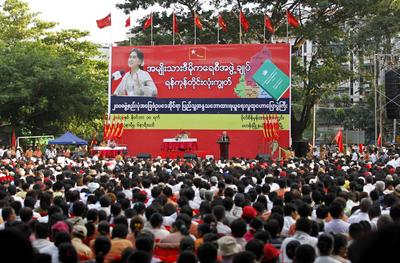 Achieving constitutional reform in Myanmar