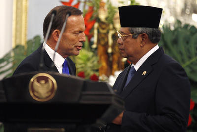 Old-world assumptions still cruel Australia's dealings with Indonesia