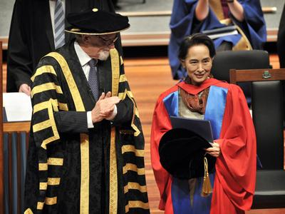 Aung San Suu Kyi's Australia visit tantamount to election campaign
