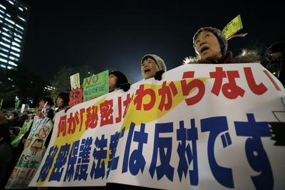 Is Abe threatening Japan's democracy?