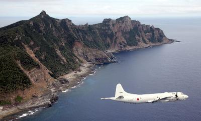 China's ADIZ risks conflict with Japan