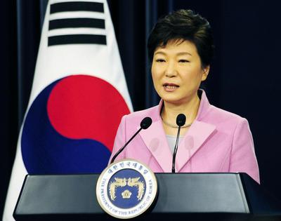 Park's hesitant approach toward Japan