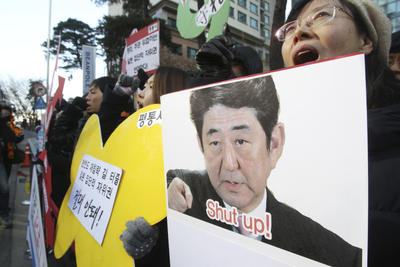 Abe's Yasukuni visit escalates tensions in Asia