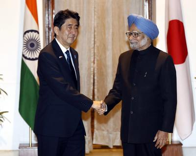 India and Japan Asia's win-win partnership