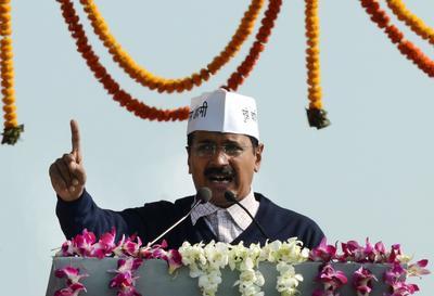 Delhi voters pick an unconventional winner