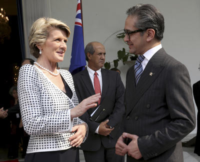 Australia's die-hard diplomacy