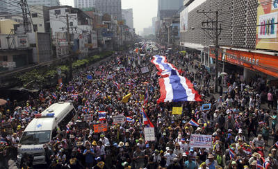 Blowing the whistle on Thai democracy