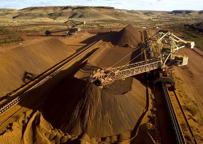 Australia's mineral investment boom running out of luck