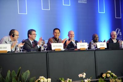 Revive multilateralism or fail global development