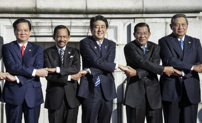 Japan's courtship of ASEAN doomed to end in tears?