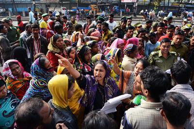 Democracy's no-show at Bangladesh's elections