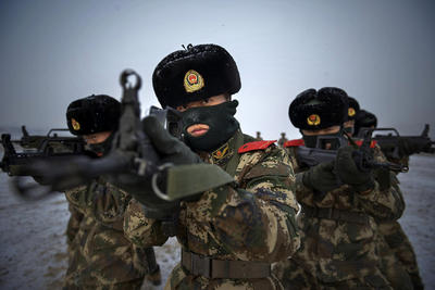 Beijing redoubles counter-terrorism efforts in Xinjiang