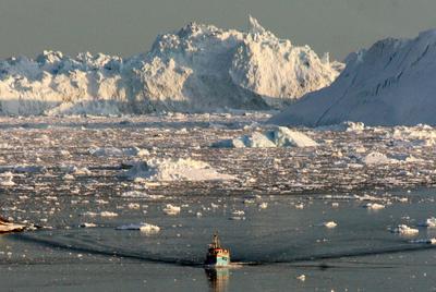 Arctic newcomers: Japan, South Korea and Singapore