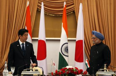 The Japan-India strategic equation is not working